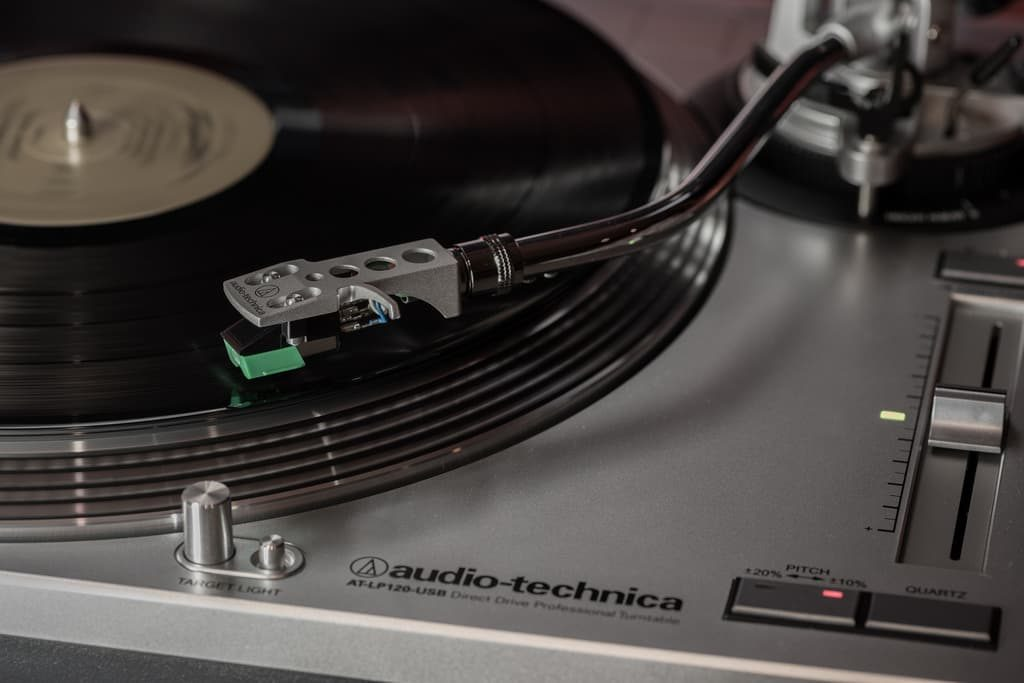 reseña de Audio Technica AT-LP120-USB
